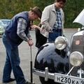 Праздник 21-й Волги «Авторалли «Берегись автомобиля!» 2013г. Часть 2