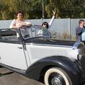 Праздник 21-й Волги «Авторалли «Берегись автомобиля!» 2013г. Часть 3