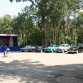 Открытие автодрома в парке Уралмаша