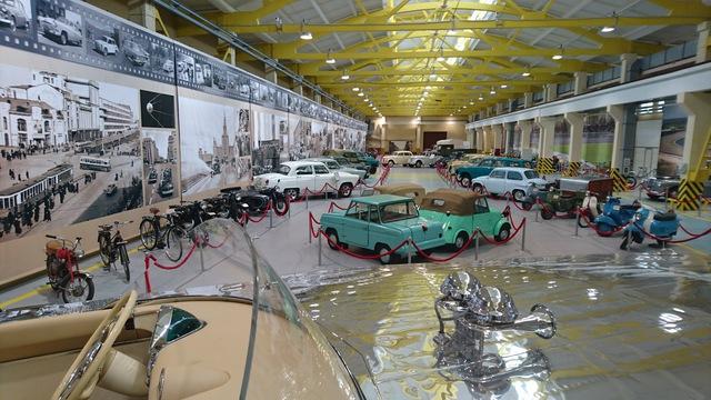 В Верхней Пышме открылся Музей автомобильной техники!