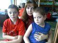 Максим 12 лет, Никита 6 лет.
