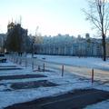 Фото - парковки и цепные барьеры