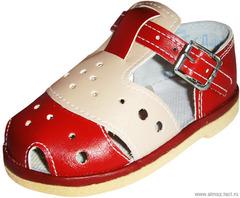 Детская обувь «Алмазик» Модель 0-84