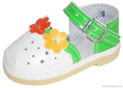 Детская обувь «Алмазик» Модель 0-81