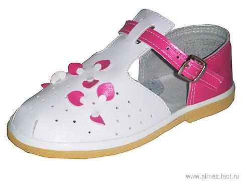 5809b813e Детская обувь «Алмазик» Модель 2-16 - Дошкольная обувь для девочек ...