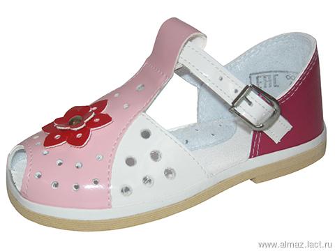 448ab5f36 Детская обувь «Алмазик» Модель 2-31 - Дошкольная обувь для девочек ...