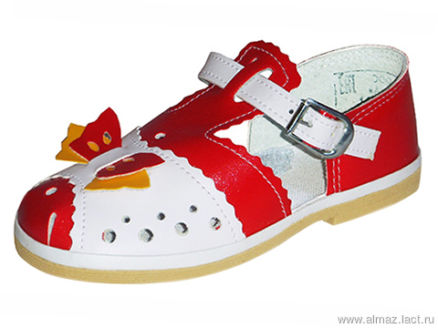 6fdf4816a Детская обувь «Алмазик» Модель 1-55 - Малодетская обувь для девочек ...