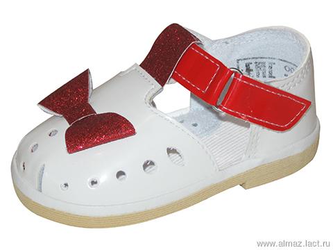 2b8878c9d Детская обувь «Алмазик» Модель 0-86, размеры: 10,0-14,0 ...