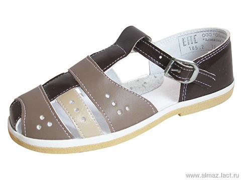 d498a739c Детская обувь «Алмазик» Модель 2-70 - Дошкольная обувь для мальчиков ...