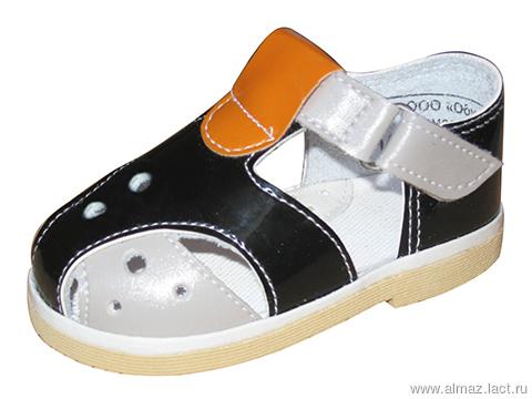f28bbb153 Детская обувь «Алмазик» Модель 0-51 - Ясельная обувь для мальчиков ...