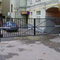 Фото распашных ворот