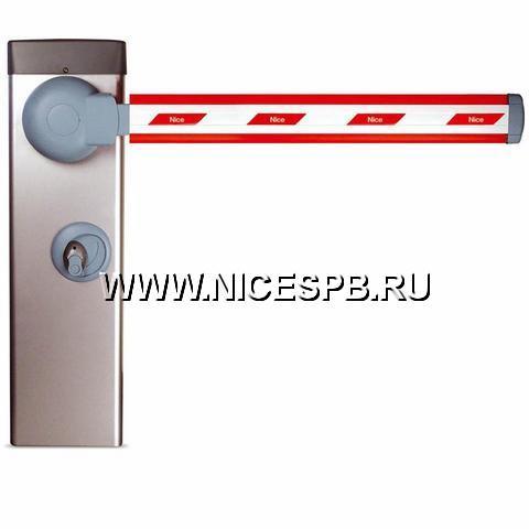 Инструкция По Установке Электромеханического Шлагбаума Nice Signo4