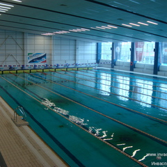 Чемпионат и Первенство России по плаванию среди спортсменов с поражением опорно-двигательного аппарата и интеллектуальными нарушениями 2012