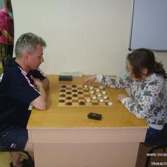 Тренер Олег Золотарев и его наставница Вероника Габитова