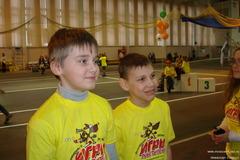 Маленькие Чемпионы с большим будущим