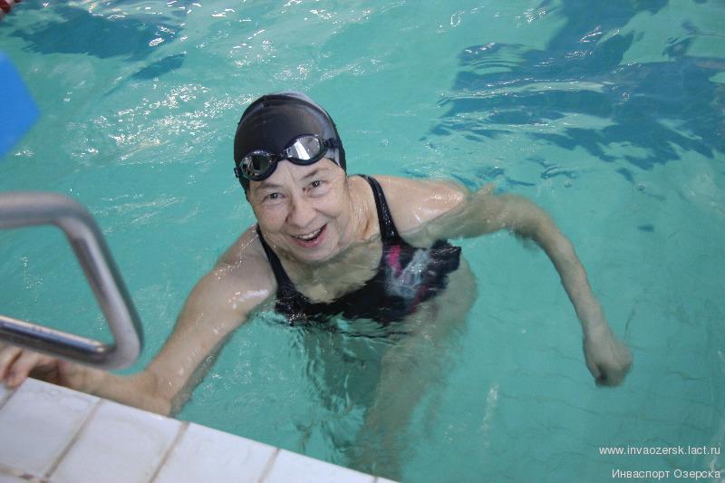 В Озерске прошел чемпионат Челябинской области по плаванию