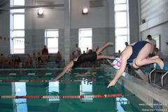 Чемпионат Челябинской области по плаванию 2013