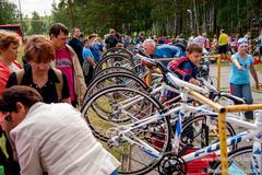 3 этап Кубка России по триатлону спорта лиц с поражением опорно-двигательного аппарата 2013