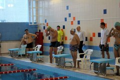 Чемпионат и Первентсво Челябинской области по плаванию 2014