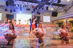 Торжественная церемония награждения призеров фестиваля «Спорт раздвигая границы возможностей» 2014