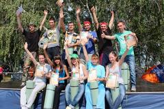 Аннотация работы 2013 год, озеро «Могильное» Команда г. Златоуста.