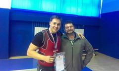 Аннотация работы Федорович это не просто мой тренер по тяжелой атлетике, а настоящий