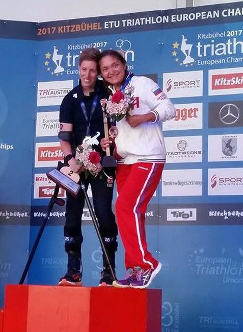 Бронзовая медаль чемпионата Европы
