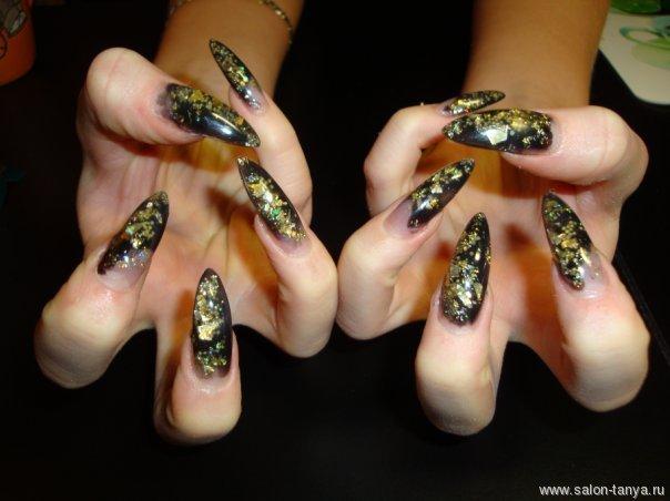 Акрил для ногтей вреден или нет