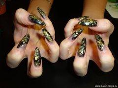 Вредно ли наращивать ногти?
