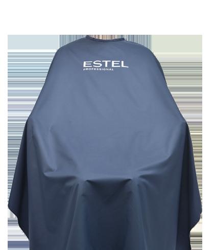 Пеньюар парикмахерский с логотипом (синий)(Артикул  А.1) - Купить ... b61f49c5607b2
