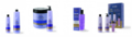 Серия SELIAR BLONDE Питательная серия с микрочастицами платины и аргановым маслом