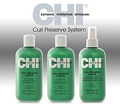 CHI Curl Preserve System - Система для ухода и сохранения кудрявых волос