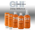 CHI Deep Brilliance - Система для текстурированных волос
