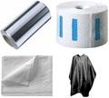 Фольга, полотенца, все для окрашивания