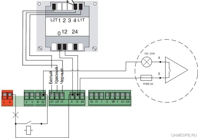Zf1 схема подключения