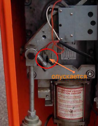 По автоматическим шлагбаумам - Автоматические системы CAME в
