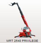 Manitou MRT 2540 привилегия