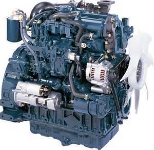 Ремонт двигателей KUBOTA