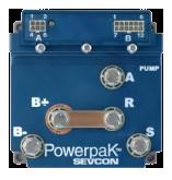 SEVCON POWERPAK SERIES PUMP