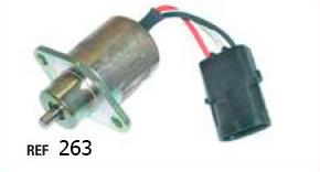 Клапан электрический для погрузчика perkins