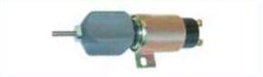 Клапан электрический для погрузчика toyota