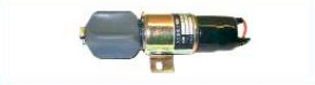 Клапан электрический для погрузчика hitachi