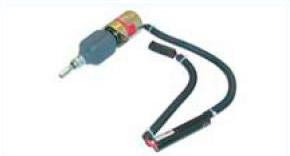 Клапан электрический для погрузчика scania