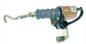 Клапан электрический для погрузчика still