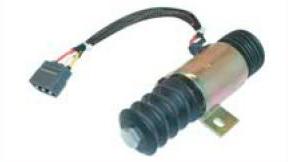 Клапан электрический для погрузчика volvo
