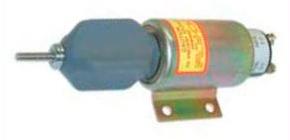 Клапан электрический для погрузчика hyster