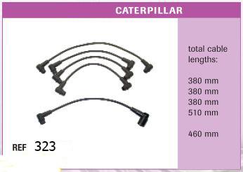 Высоковольтные провода CATERPILLAR