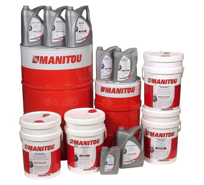 смазочные материалы MANITOU
