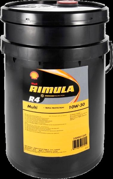 Shell Rimula R4 Мульти 10W-30