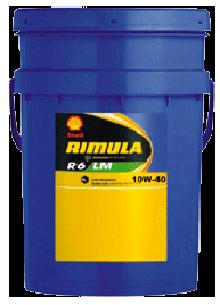 Shell Rimula R6LM 10W-40
